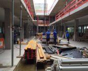Gebäudeausbau