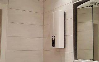 Badezimmer Belichtung
