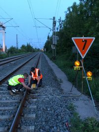 Gleisbausicherung