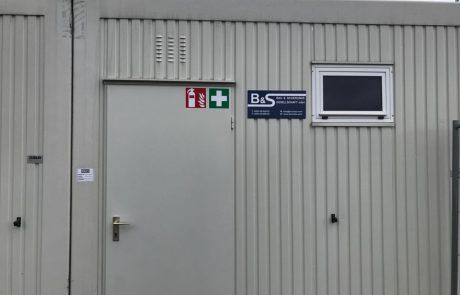 Container Sicherung