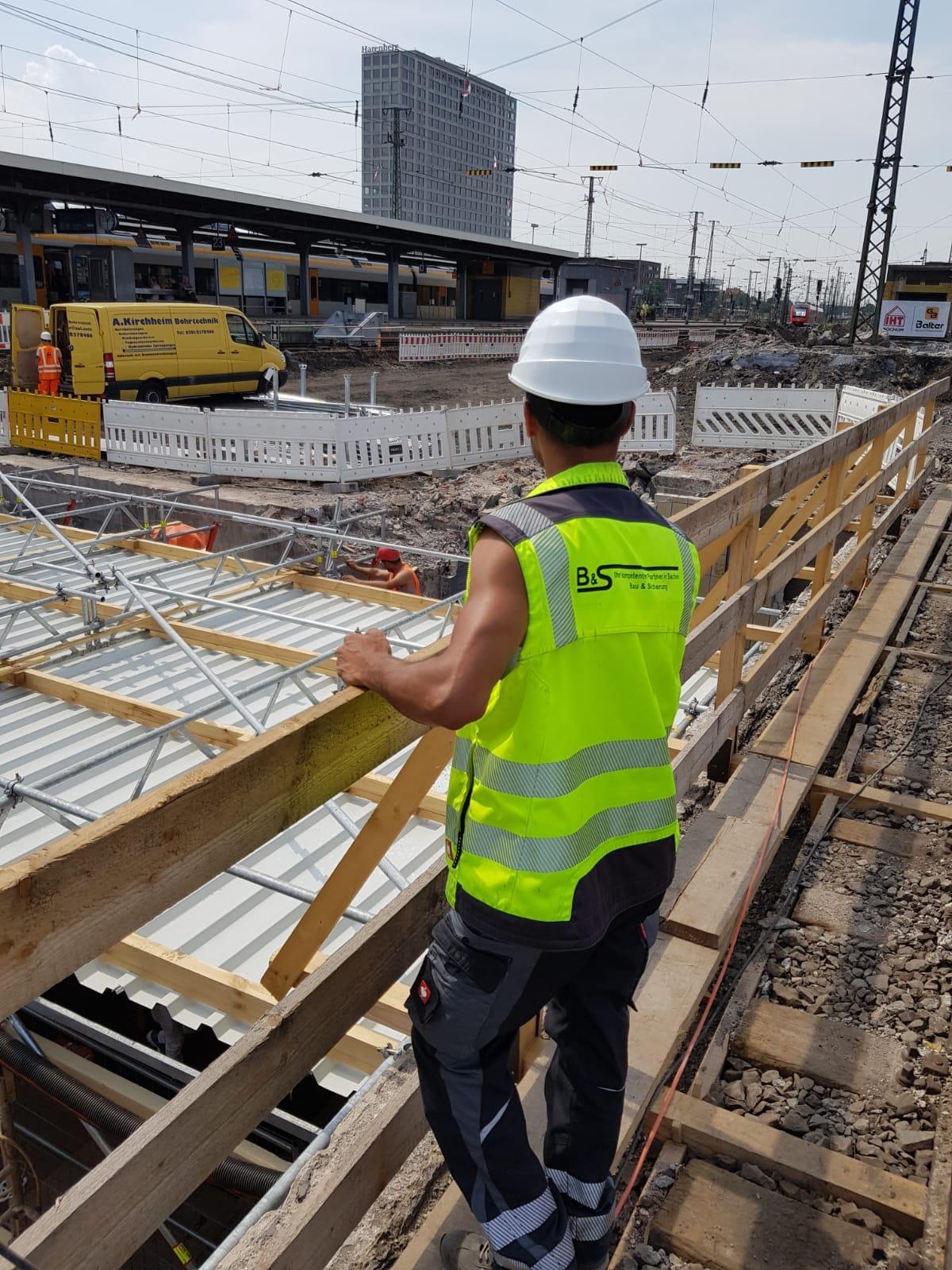 Gleisbausicherung Dortmund